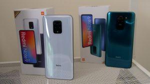 Harga Redmi Note 9 dan Redmi Note 9 Pro