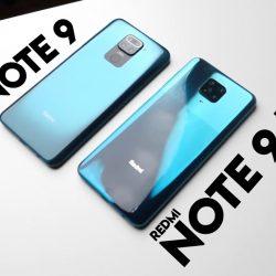 Spesifikasi dan Harga Redmi Note 9 dan Redmi Note 9 Pro